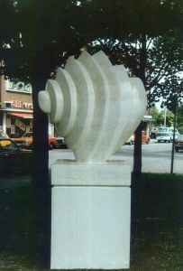 Sculpture 'Girante' by Mark Rietmeijer, Sculptor, Stonecarver